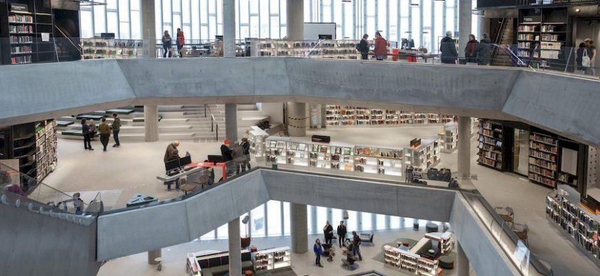 Лучшая библиотека в мире