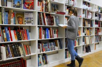 Россияне предпочитают покупать бумажные книги, а не искать пиратские версии в интернете